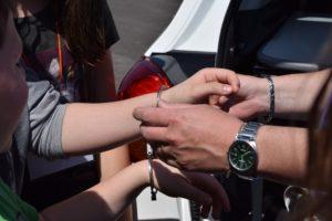 juvenile arrest