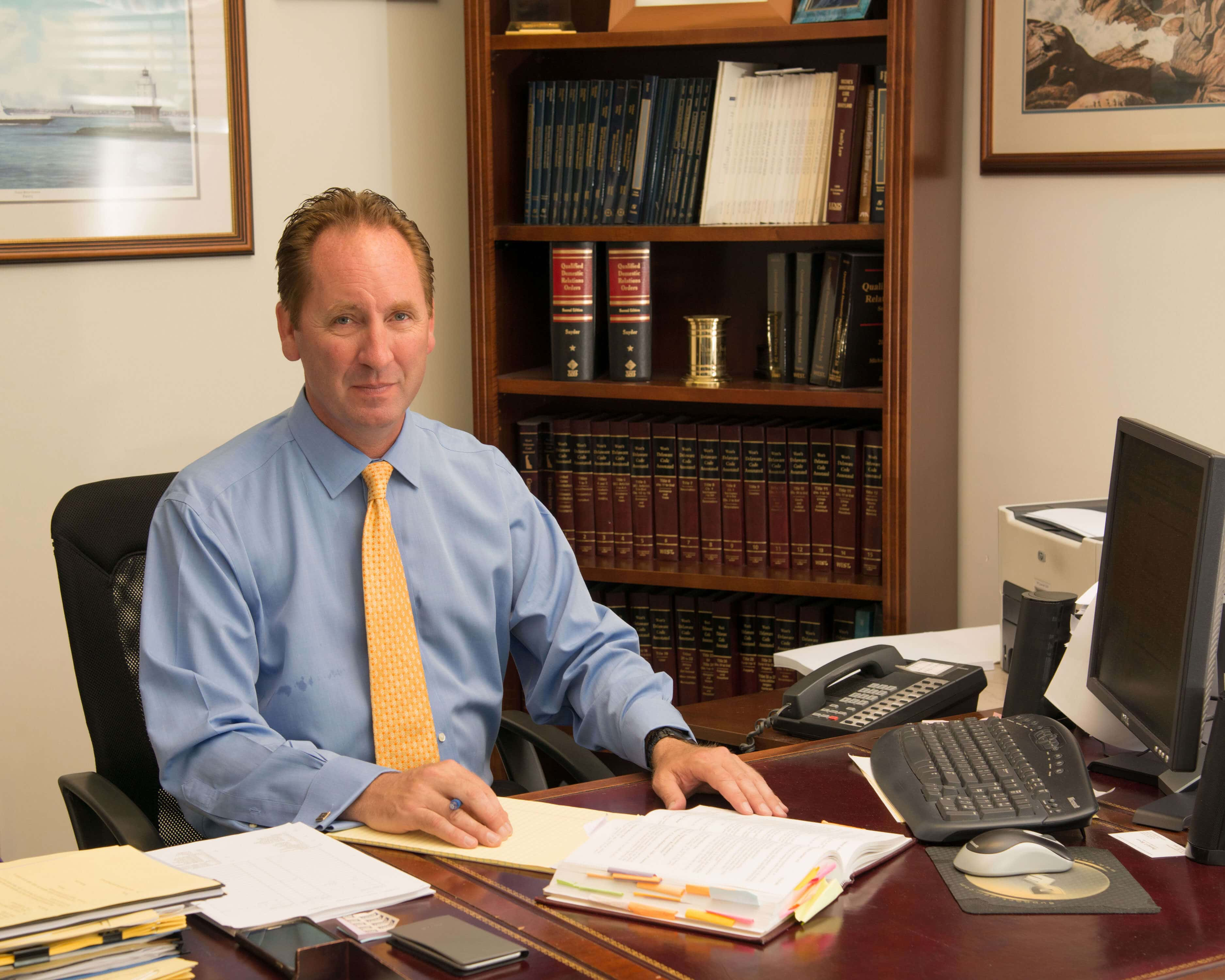 Expert Family Lawyer in Seaford, DE, Tom Gay