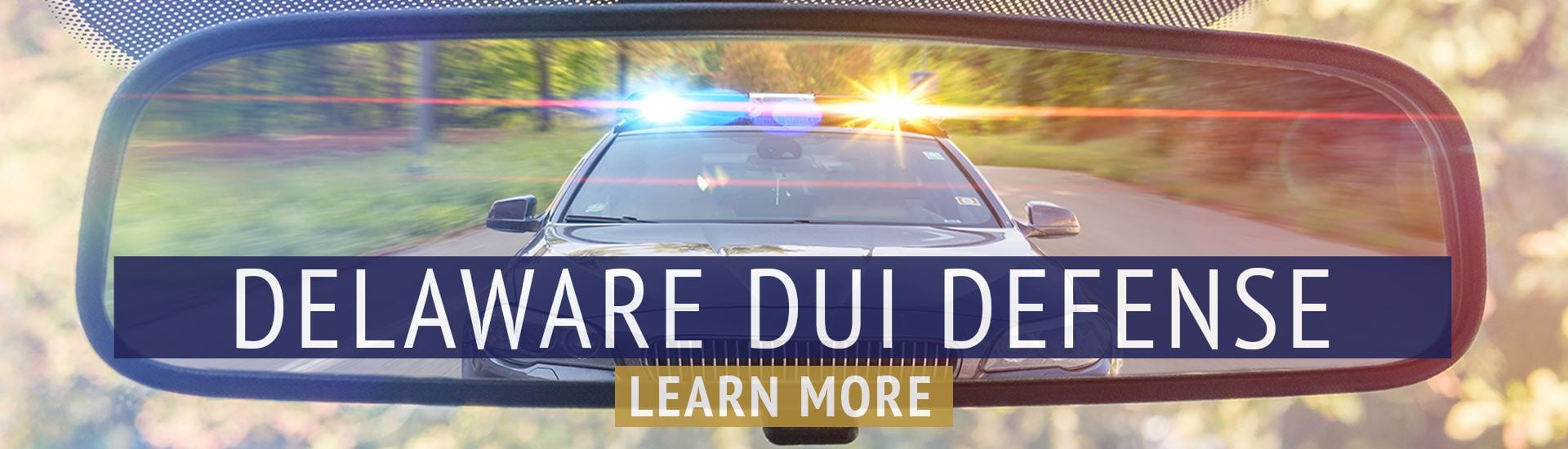 Delaware DUI Defense